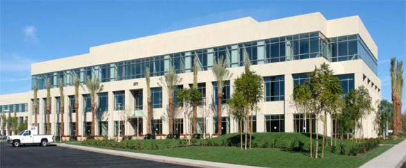 tustin office building